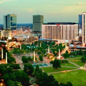 Top10 Recommended Hotels in Atlanta, Georgia, USA