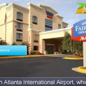 Fairfield Inn and Suites Atlanta Airport South/Sullivan Road - Atlanta Hotels, Georgia
