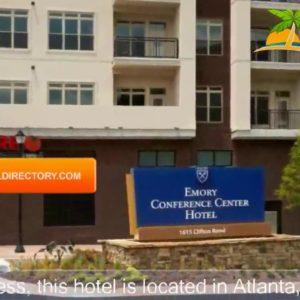 Emory Conference Center Hotel - Atlanta Hotels, Georgia