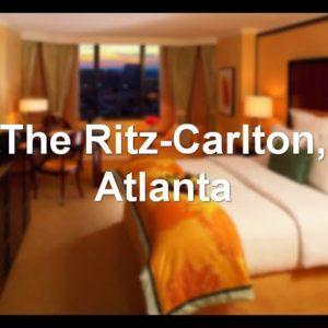 The Ritz-Carlton, Atlanta, Atlanta, USA - 5 star hotel