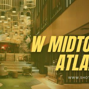 W Hotel Atlanta Midtown Tour! The best hotel in ATL? 👀