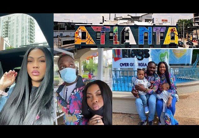 Atlanta, Georgia Travel Vlog | Things To Do With Kids