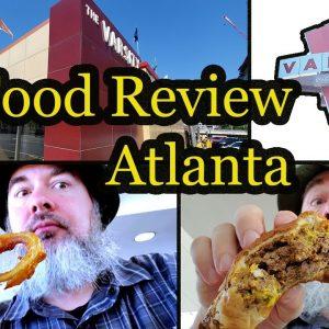 Food Review Atlanta: The Varsity Atlanta, Georgia with Great Onion Rings