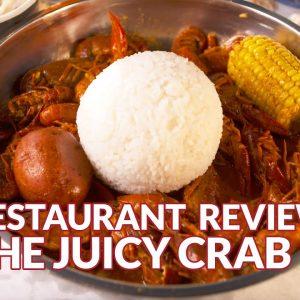 Restaurant Review - The Juicy Crab | Atlanta Eats