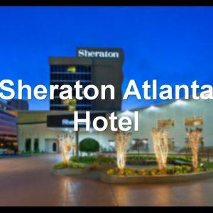 Sheraton Atlanta Hotel, Atlanta, Georgia, USA