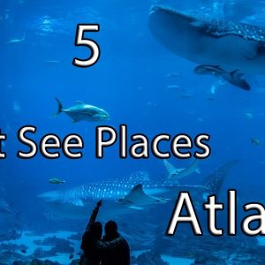 Things to do in Atlanta | 5 Must see places