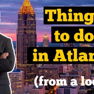 Things to do in Atlanta Georgia - A Local's Guide!