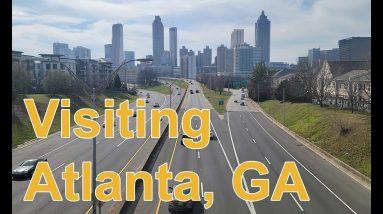 Visiting Atlanta, GA - Things to do in Atlanta!