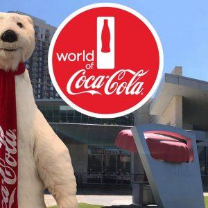 World Of Coca Cola (Atlanta Georgia) Tour & Review with The Legend