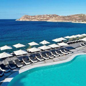 5* Myconian Imperial Resort (Mykonos, Greece) | Full tour in 4K 💙 🇬🇷